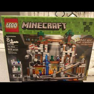 Minecraft LEGO 21118 the mine - brand new in box